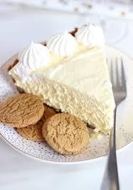 Pumpkin Cheesecake Gingersnap Crust Food Network by Eggnog Cheesecake With Gingersnap Crust