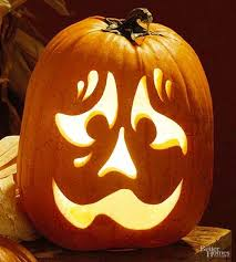 Drilled Jack O Lantern Patterns by Best 25 Pumpkin Carvings Ideas On Pinterest Pumpkin Carving