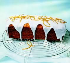 kürbis marzipan cake