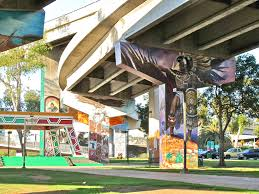 Chicano Park Murals Map by Chicano Park San Diego Ca Latin Murals