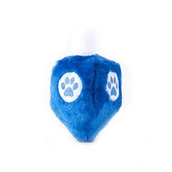 ZippyPaws Hanukkah Dreidel Dog Toy - One Size
