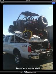 100 Utv Truck Rack Sxs Rack On Top Of Pickup UTVUndergroundCom The 1 Resource