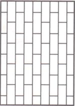 Hardwood Flooring Brick Pattern Half Bond