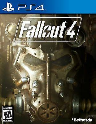 Bethesda Fallout 4 - PlayStation 4