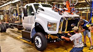 Ford Ohio Assembly Plant Adds All-New Ford F-Series Super Duty ... New Ford Truck News Of Car Release 20 Unique Trucks Art Design Cars Wallpaper A Row New Ford Fseries Pickup Trucks At A Car Dealership In Truck 28 Images 2015 F 150 F350 Super Duty For Sale Near Des Moines Ia 2017 Raptor Price Starting 49520 How High Will It Go F150 Iowa Granger Motors Graphics For Yonge Steeles Print Install Motor Company Wattco Emergency History The Ranger Retrospective Small Gritty To Launch Longhaul Hgv Iaa Show Hannover
