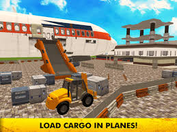 Airport Cargo Truck Driving Games Real Car Parking - Android Games ...