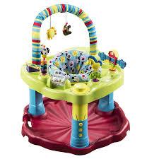 Evenflo Circus High Chair Recall by Amazon Com Evenflo Exersaucer Bouncing Barnyard Saucer Early