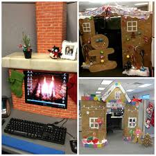 Cubicle Decoration Themes For Competition by The Most Creative Ways To Decorate Your Office Cubicle For Christmas