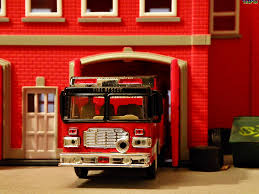 100 Boley Fire Trucks Spartan SS Engine 187 Scale Diecast A Photo On