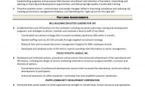 Sample Resume Human Resource Fresh Graduate Hr Generalist Resumes Weoinnovate
