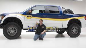 100 Chip Foose Truck Unveils A Modified Ford F150 For SEMA