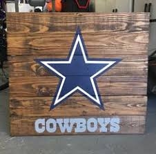 Dallas Cowboys Home Decor by Dallas Cowboys Wood Sign Home Sweet Home 6