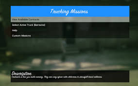 Trucking Missions - GTA5-Mods.com Truck Driver Contract Agreement Template Luxury Lovely Trucking Ipdent Contractor Pdf Teamsters Local 600 Futures Freightwaves Beautiful Rental Ri Senate Advances Bill To End Unfair Clause In Contracts Sample Best Of Ownoperator Agreement Tipper Truck And Earthmoving Contracts For Subbies Home Facebook Driver Contract Engneeuforicco Useful 50 For Sale Image Kusaboshicom