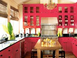 Full Size Of Kitchen Pink Decor 94 With Painting Cabinets