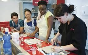 cours de cuisine cook and go un cours de cuisine chez cook go à tours