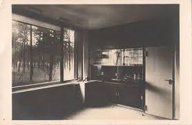lucia moholy esszimmer im wohnhaus gropius in der