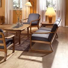 modernes sofa 1220 3 dyrlund stoff aus teakholz 3
