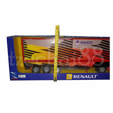 Newray 1:32 Renault Magnum AE500 Long Hauler Red Container Truck ... Newray 132 Scale Peterbilt Red Bull Ktm Race Team Truck Die Cast Newray Patriot Missiles 60 Launcher End 42520 1110 Am Newray Kawasaki Two Factory Gift Set Dc 379 Tow By New Ray Nryss12053 Toys Transporter 143 Diecast Single Dump W Wheel Loader Diecast New Ray Rch Suzuki Bevro Intertional Webshop 389 Cab Toy For Kids Youtube The Lvo Vn780 Semi With Trailer Long Hauler 14213