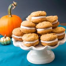 Pumpkin Whoopie Pies With Maple Spice Filling by Whoopie Pie Gallery Foodgawker