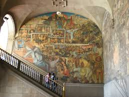the current season diego rivera murals for the museum of modern art