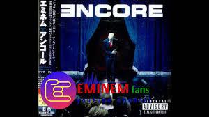 eminem rapper encore 2004 album encore curtains down eminem