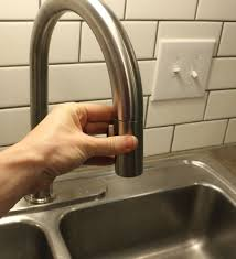 Diy Kitchen Faucet How To Install A Kitchen Faucet