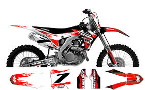 kit deco crf 250 kit déco honda 250 450 crf 2014 flaming gxs racing