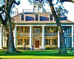Southern Colonial Homes by Amazing Southern Colonial Architecture With All About Houses