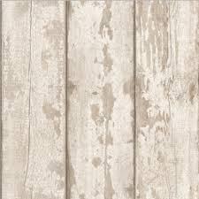 Arthouse Rustic White Washed Wood 694700