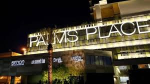 One Bedroom Suite At Palms Place by Condo Hotel Palms Place Suite With Strip View Las Vegas Nv