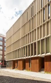 100 Townhouse Facades Dumbo S Louvered Facade Panels