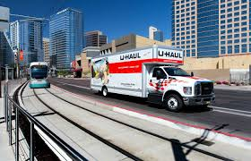Texas Tops U-Haul Migration Rankings As No. 1 Growth State Of 2016 Uhaul Truck Rental Reviews The Evolution Of Trailers My Storymy Story How To Choose The Right Size Moving Insider Business Spotlight Company Moves Residents From Old Homemade Rv Converted Garage Doors Marietta Ga Box Roll Up Door Trucks U Haul Stock Photos Images Alamy About Uhaultipsfordoityouelfmovers Dealer Hobart Lumber Celebrates 100 Years