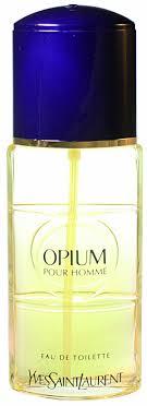 opium by yves laurent for eau de toilette