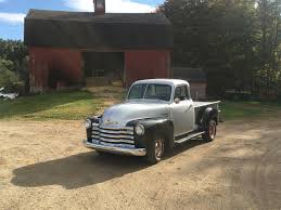 100 1951 Chevy Truck For Sale Chevrolet 5Window Pickup For ClassicCarscom CC1058963