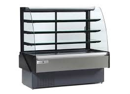 Hydra Kool KBD CG Non Refrigerated Bakery Display Cases