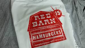 RED BARN Vintage Style T Shirt Funny Old Chicken Hamburger ... Arstic Stylish Elegant Fun Weddings Tyler Annie June 3 Led Lighting Commercial Restaurant Restoration Hdware Pendants White Barn Prospect Pa Miss To Mrs Pinterest The Barn At Rocky Fork Creek Desnation Steakhouse Gahanna Inn A Kennebunk For The Most Special Of 55 Best Farm Images On Victory Garden Vintage Posters Charlie Abrahams Photography Amanda Mike Wedding Pennsylvania Jackson 18 Things You Didnt Know About Chefowner John Doherty Black Barn Waterloo Tent