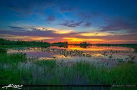 Bathtub Beach Stuart Fl by Sunset At Lake Martin County Florida Stuart