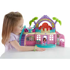 Dora The Explorer Kitchen Playset by Fisher Price Dora And Friends Cafe Walmart Com