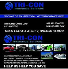 Tri-Con Insurance Services - 12 Reviews - Insurance - 1435 S Grove ...