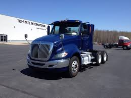 International Tandem Axle Daycab Trucks For Sale