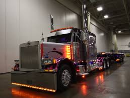 100 Show Semi Trucks Great Looking Peterbilt Show Truck Amazing And Cool Big Rig