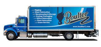 100 Always Trucking Boulter
