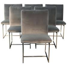 Ebay Chairs And Tables by Dining Chairs Octagonal Brass Dining Table In The Style Of Milo
