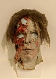 Cast Of Halloween 2 Rob Zombie by Michael Myers Replica Mask Rob Zombie Halloween 2 U0027the