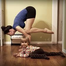 Bakasana Baby Yoga Crow Pose Bexlife