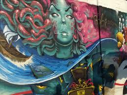 Mural Indeed Creative Paint Art