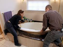Bathtub Drain Leaking Under House by How To Install A Whirlpool Bathtub How Tos Diy