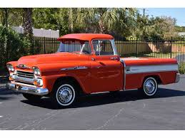 1958 Chevrolet 3100 For Sale | ClassicCars.com | CC-1086003 1984 Chevrolet S10 Pickup For Sale Near Lakeland Florida 33803 Attractive Classic Trucks For Sale In Pictures Ice Cream Truck Rental Dessert Event Catering Nassau County Ny Freightliner Grills Columbia Century Cascadia Fld Fl M2 Ford Vehicles Specialty Sales Classics Intertional Harvester 1952 F1 Stock 52f1 Sarasota New Used Dealer Serving Dallas Pearl 1967 Nissan Patrol Volcan 4x4 M715 Kaiser Jeep Page 1960 Apache 34233 1985 C10 2 Door Real Muscle Exotic