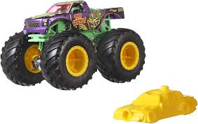100 Hot Wheels Monster Truck Toys S Styles May Vary