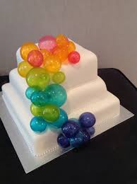 Cakes Decorated With Candy by Best 25 Bubble Cake Ideas Only On Pinterest Cupcake Decorating